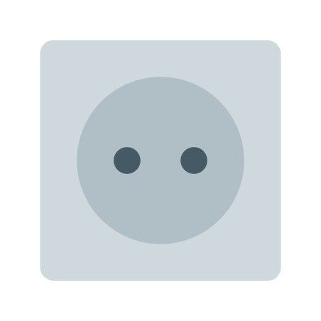 Plug 3 icon in Color