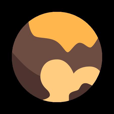 명왕성 난장이 지구 icon