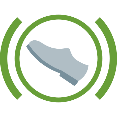 Press Break Pedal icon
