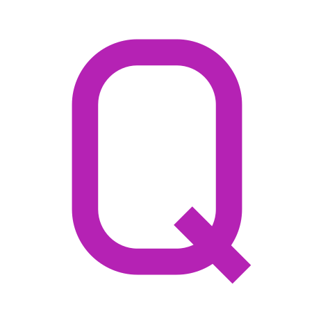 큐 icon