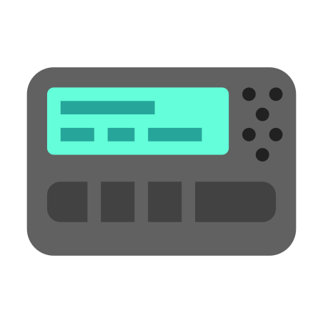 Radio Pager icon