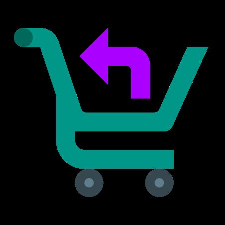 반환 구매 icon
