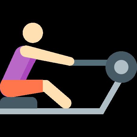 Rowing Machine Skin Type 1 icon