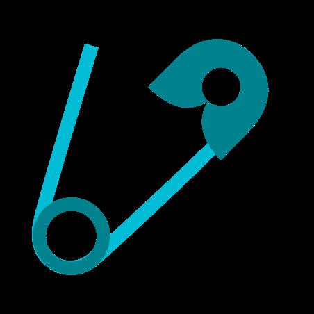 안전핀 icon
