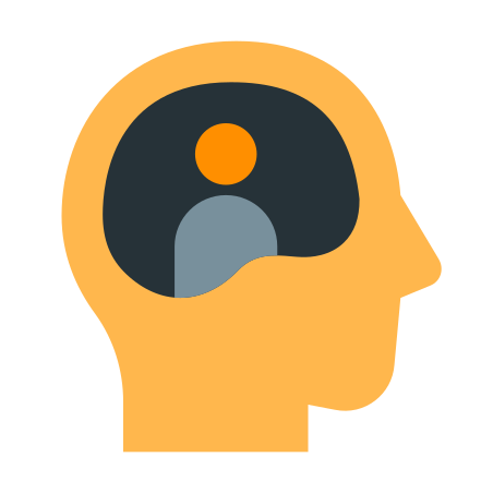 Schizophrenia icon