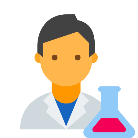 Scientist Man icon