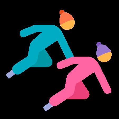 Short Track Speed Skating icon
