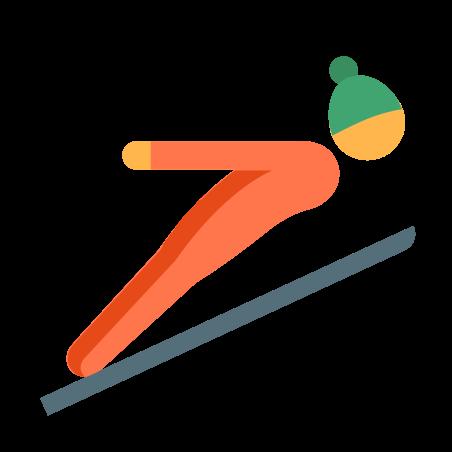 Skispringen icon