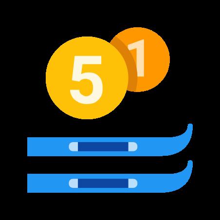 Ski Rental icon
