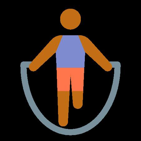 Skipping Rope Skin Type 4 icon
