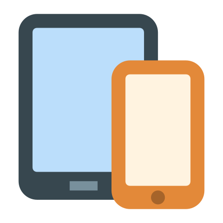 Smartphone Tablet icon