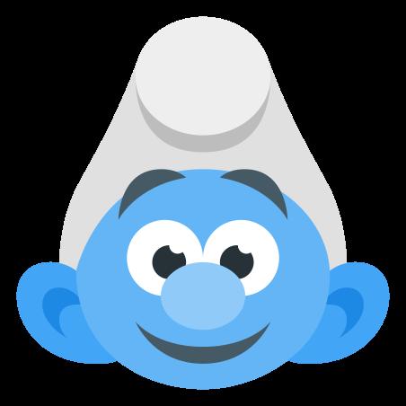 Smurf icon