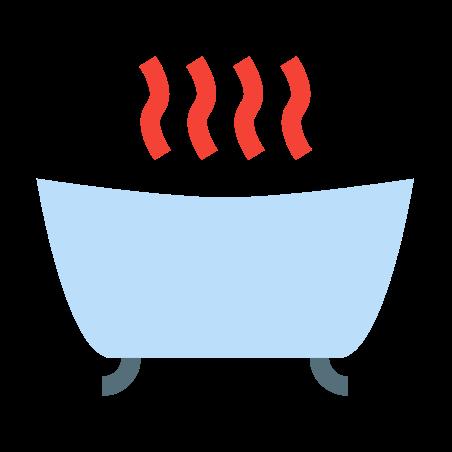 Spa icon in Color