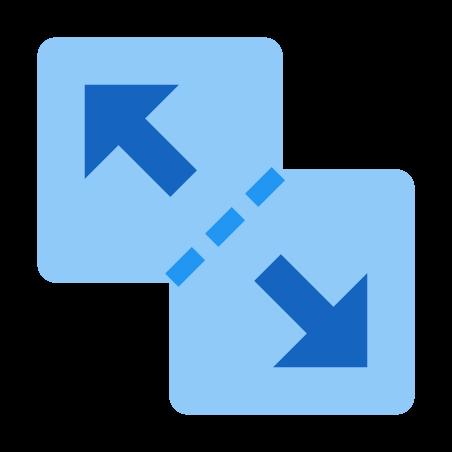 분할 파일 icon