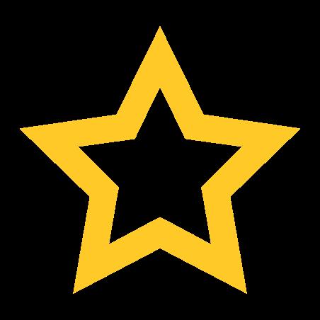 Star icon in Color