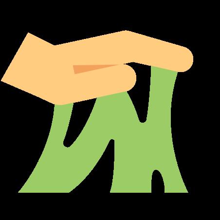 Sticky Hand icon