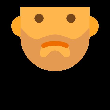 그루터기 icon in 색상