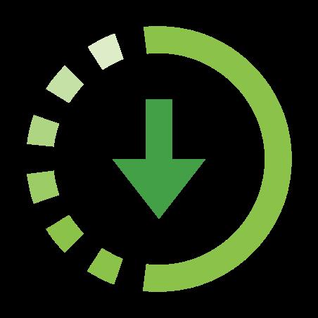 Submit Progress icon