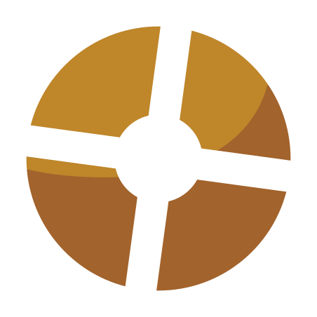 Team Fortress 2 icon in Color