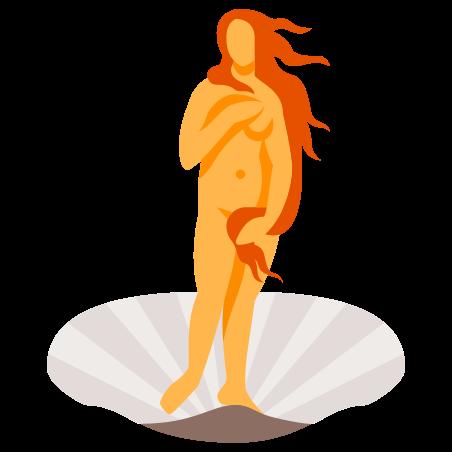 The Birth Of Venus icon