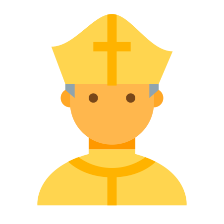 The Pope icon