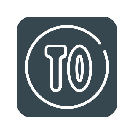 TimeOut App icon in Color