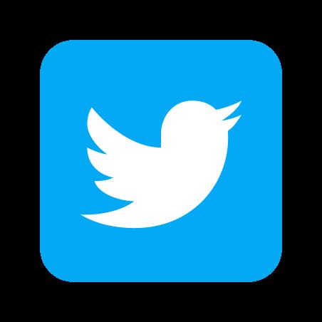 Twitter Quadrado Ícone - Download Grátis, PNG e Vetores