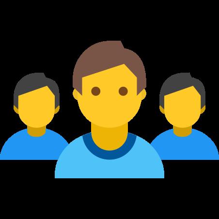 User Group Skin Type 7 icon