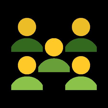 User Groups Skin Type 7 icon