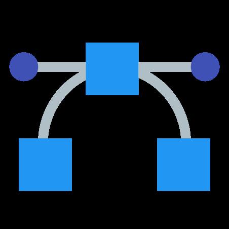 Vector icon in Color