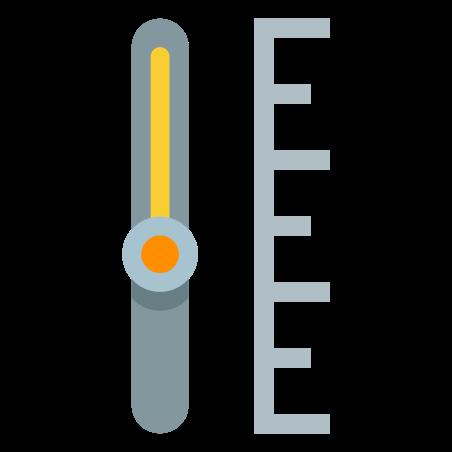 Vertical Timeline Slider icon
