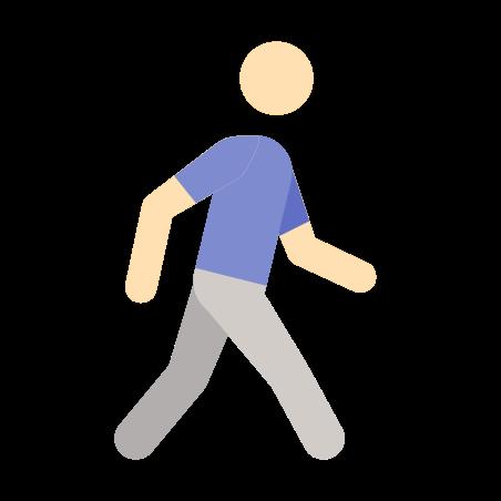 Walking Skin Type 1 icon