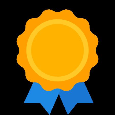 보증 icon in 색상