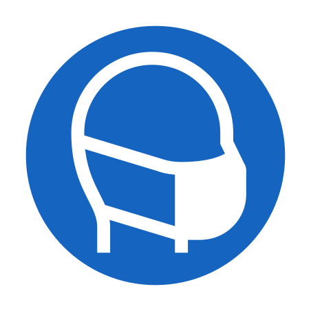 Wear Dust Mask icon