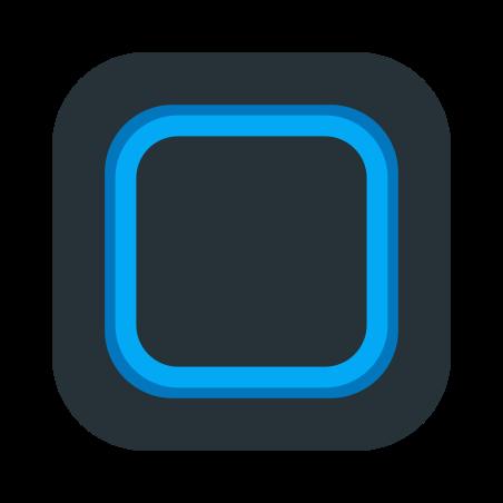 Widgetsmith icon in Color