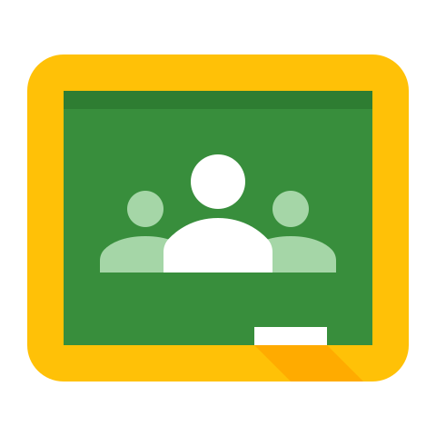 Google Classroom Icon - Free Download, PNG and Vector