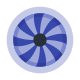 Silnik odrzutowy icon