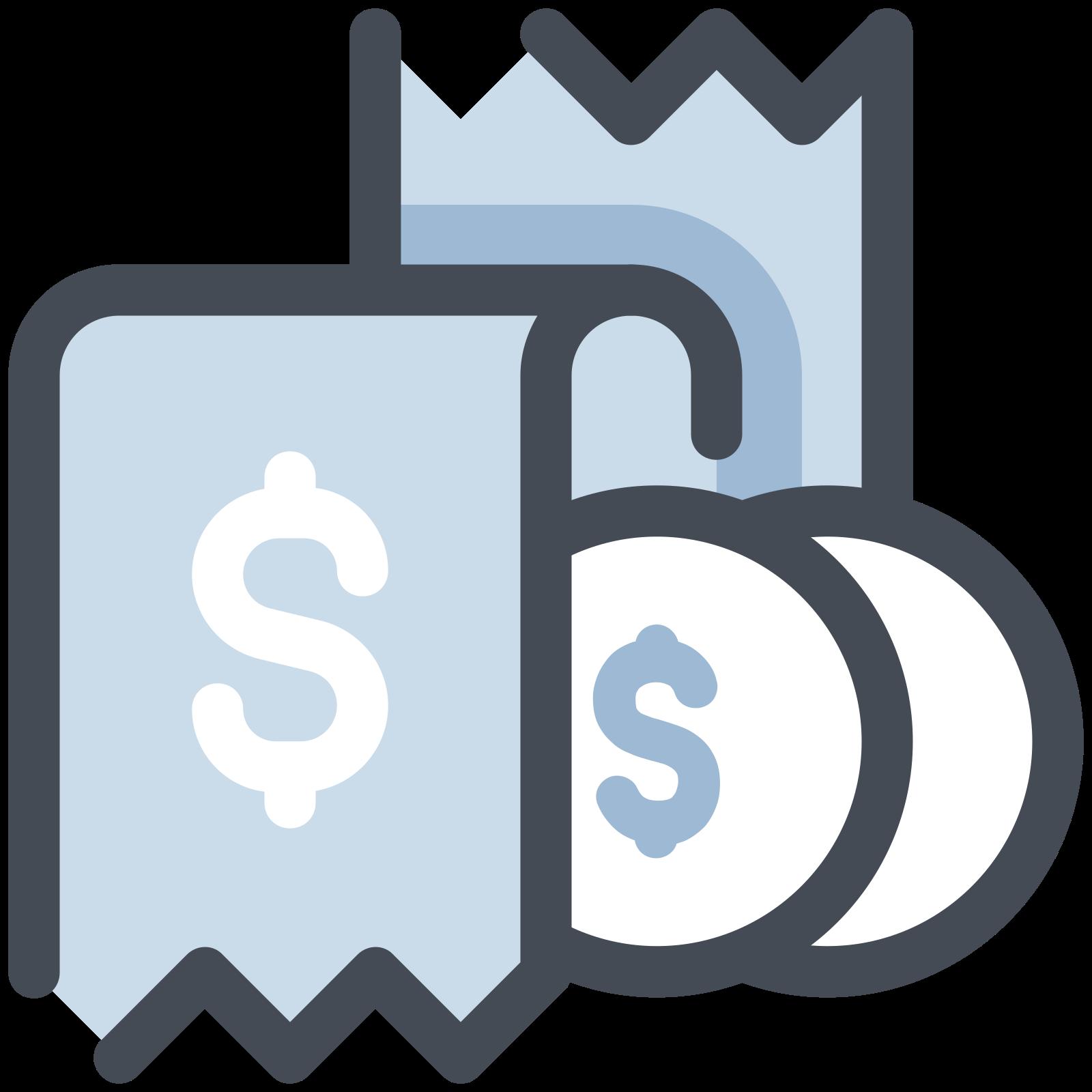 Kup za monety icon