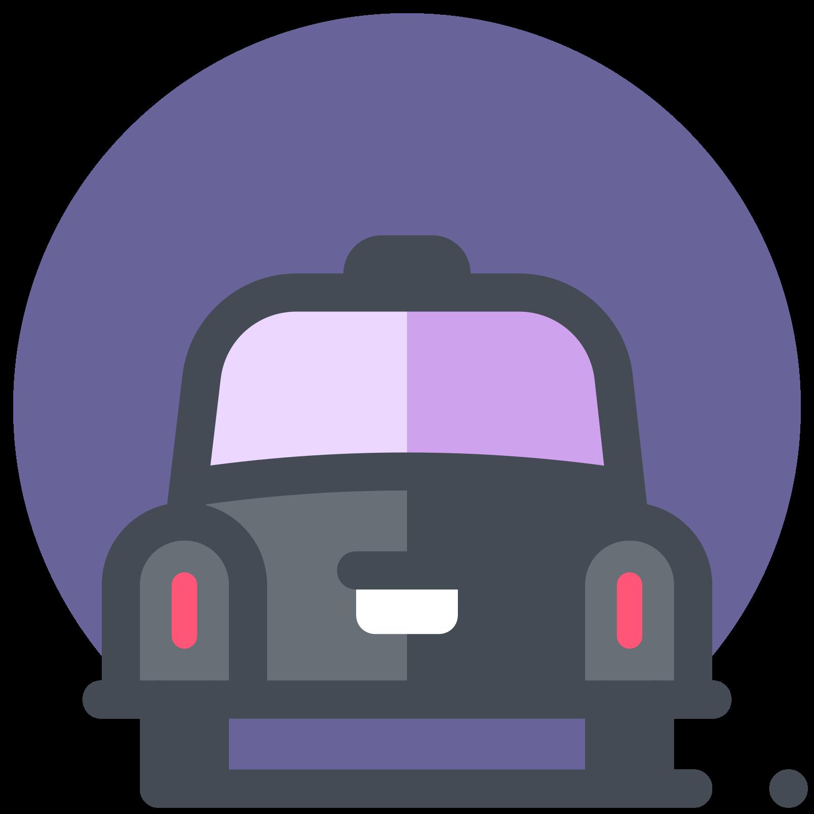 Taxi Car Cab Transport Vehicle Transport Services Zastosowanie 38 icon