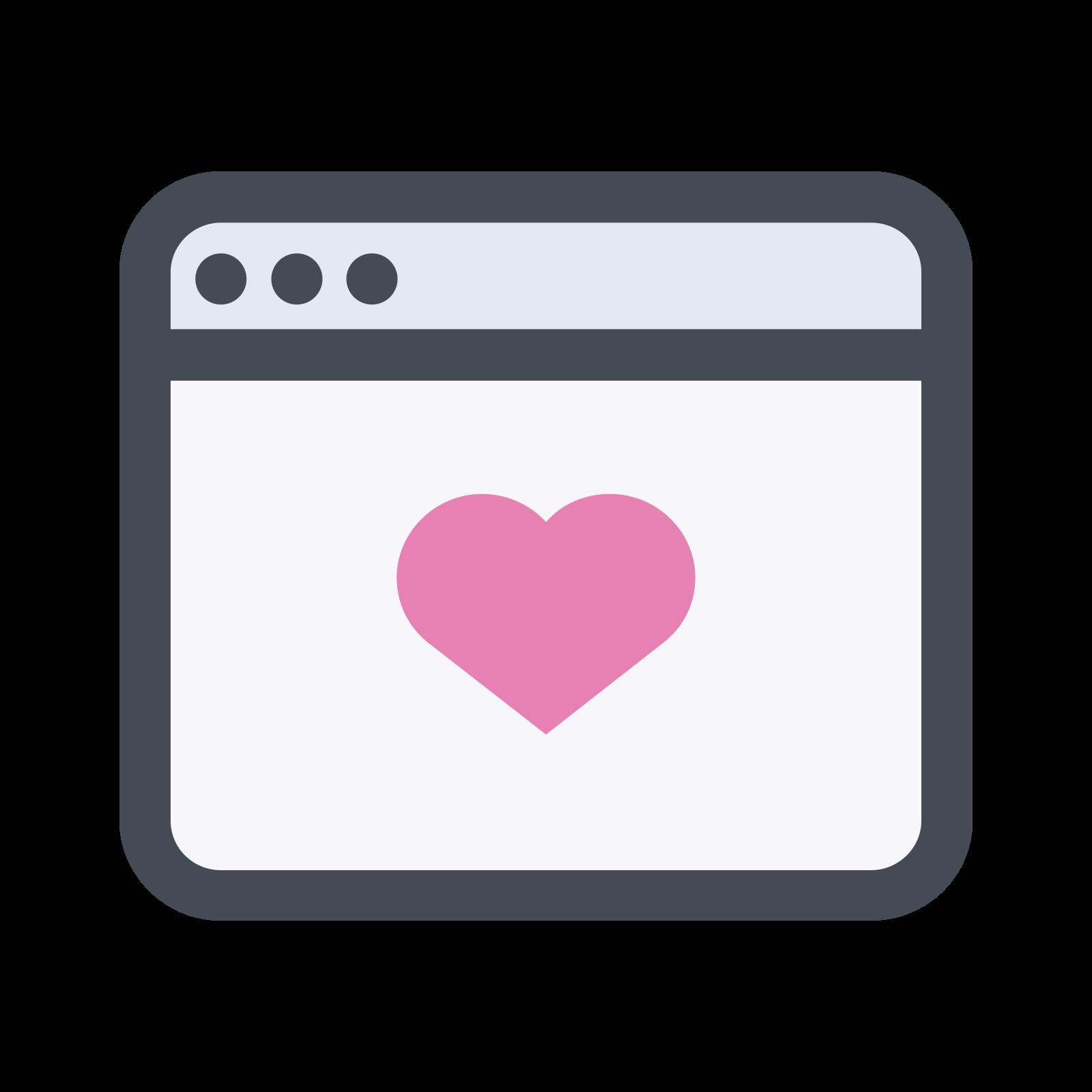 Serwis randkowy icon