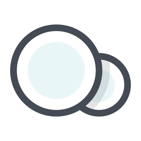 Espresso Cup icon. This is an image of the side of a mug.  The mug is facing towards the left of the image and has a handle on its right.  The mug is sitting on top of a saucer.