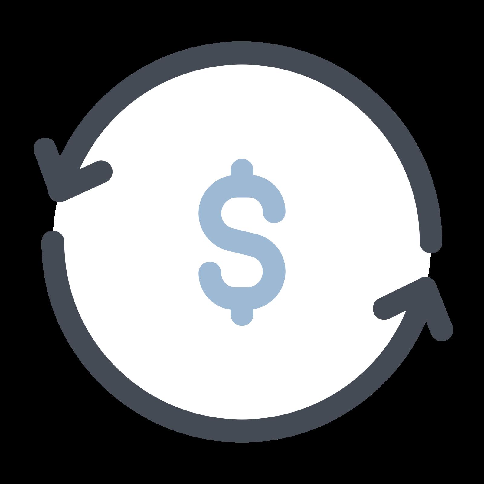 Wymień dolara icon