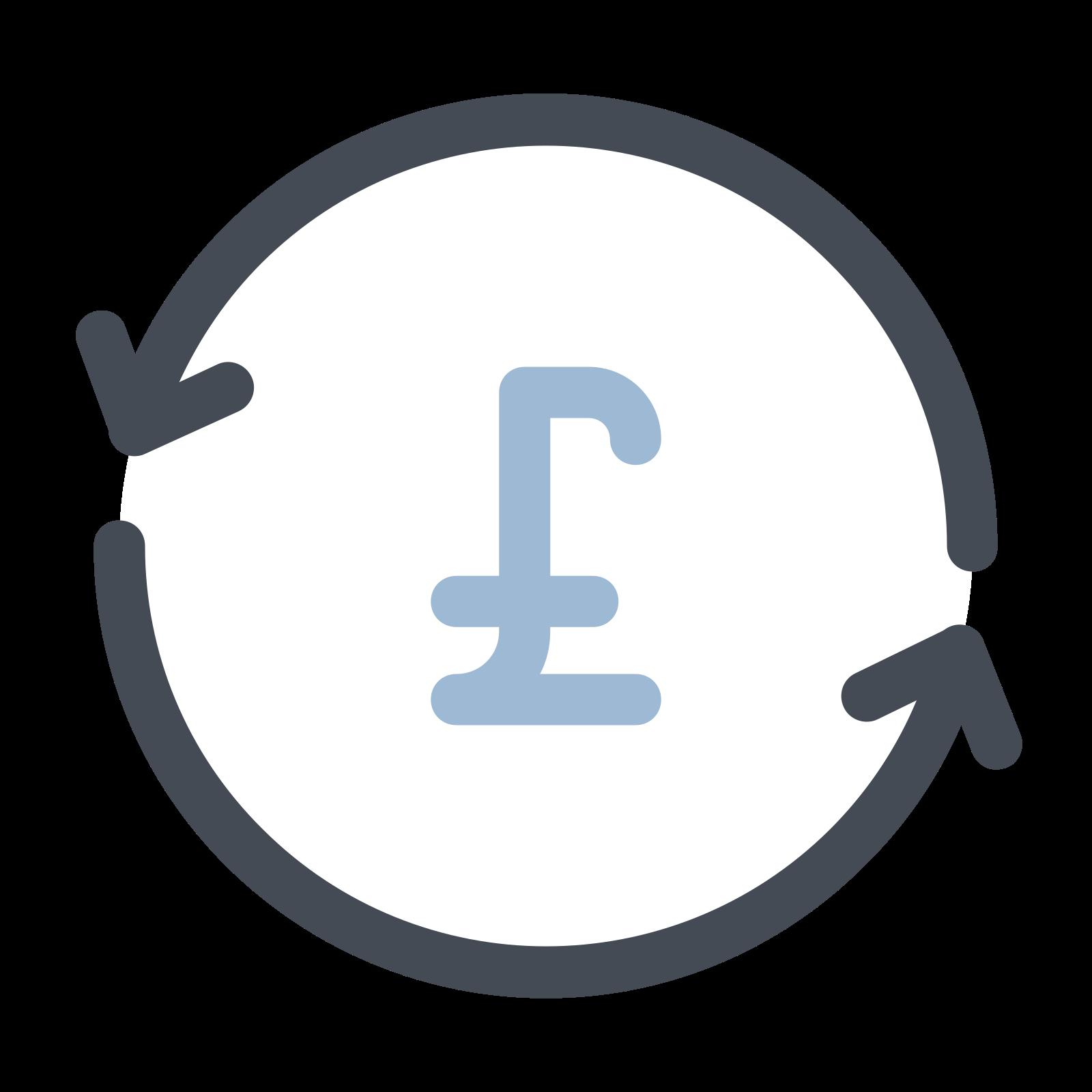 Exchange Pound icon