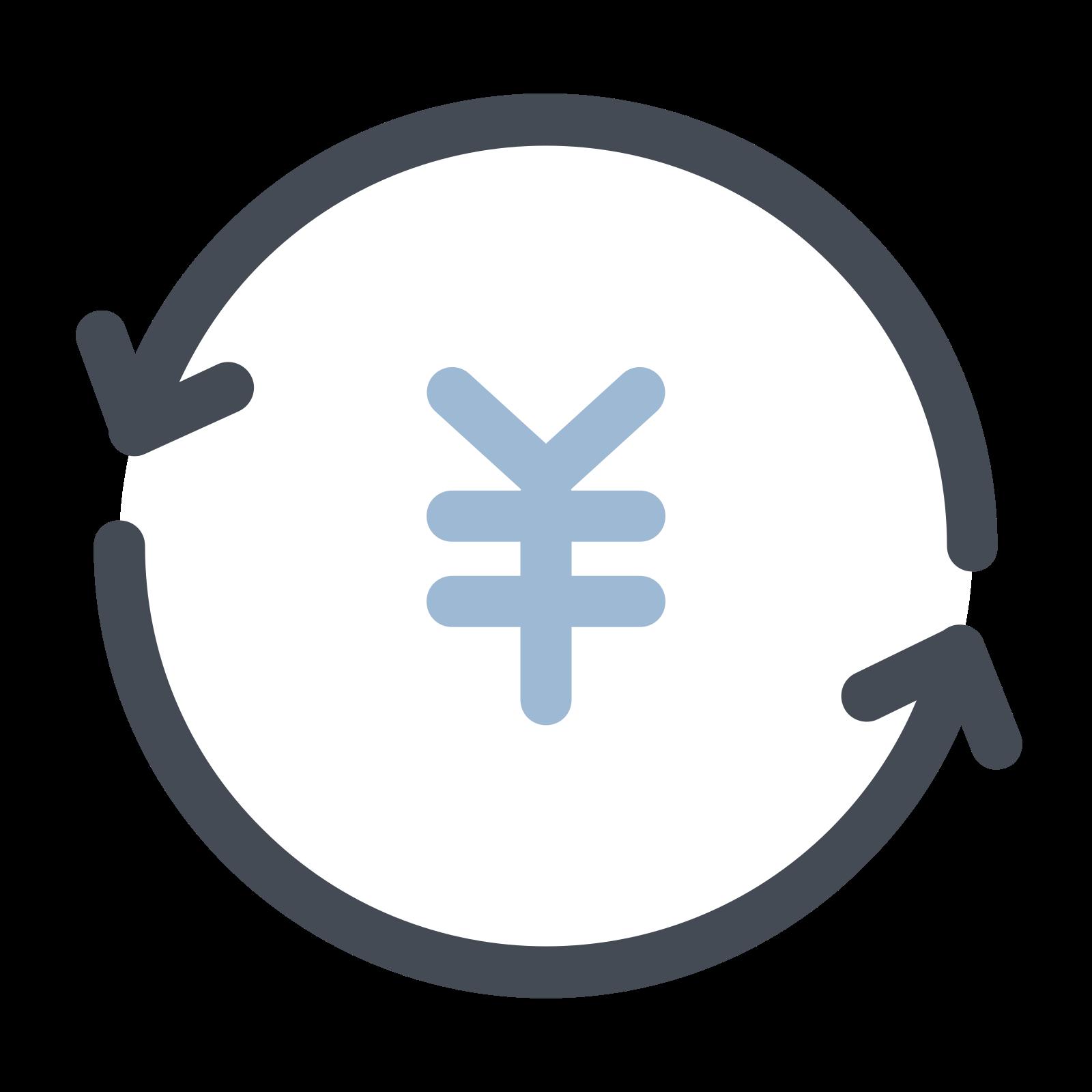 Exchange Yen icon