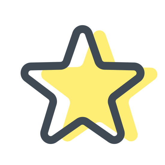Star Filled icon