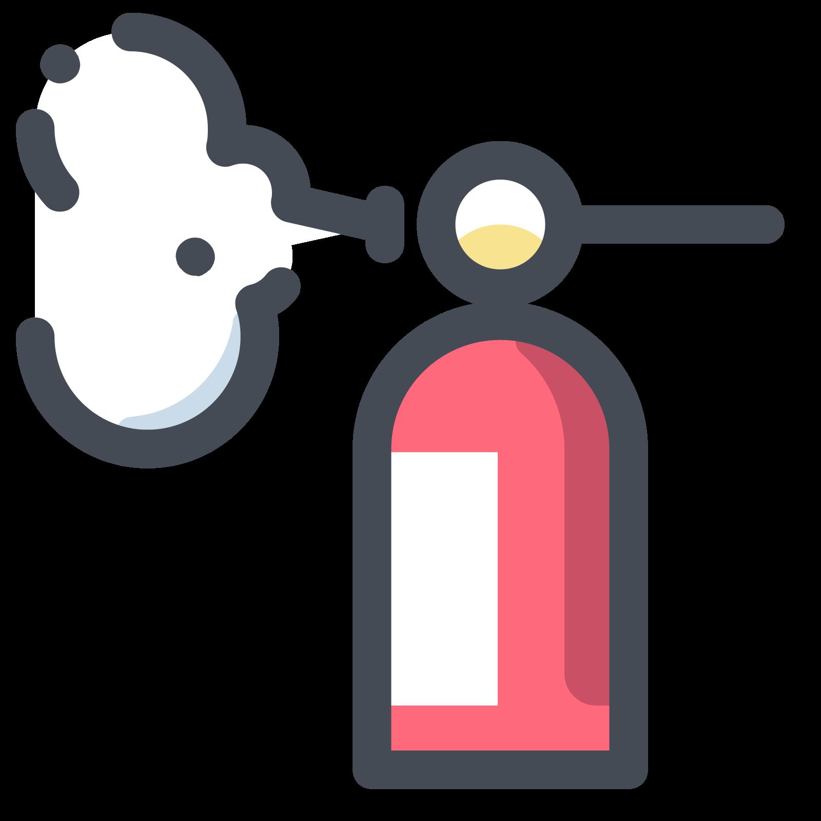 Foam Fire Extinguisher icon