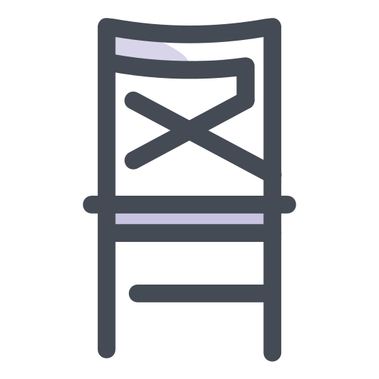 Folding Chair Icon Free Download Png And Vector