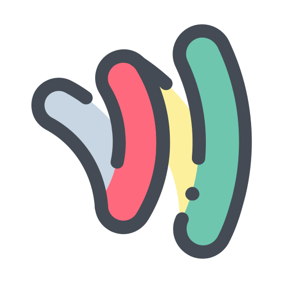 Google Wallet icon. It's a logo of Google Wallet reduced to a W. The W is intricately designed with one side being smaller than the other. Google Wallet can be used as an online payment system.