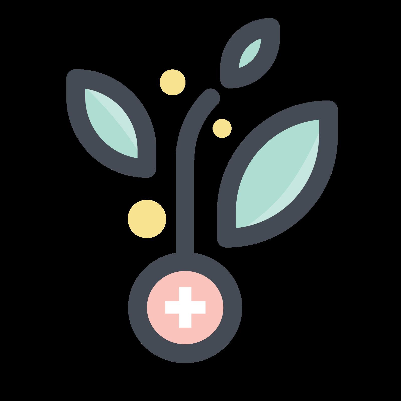 Medycyna ziołowa icon