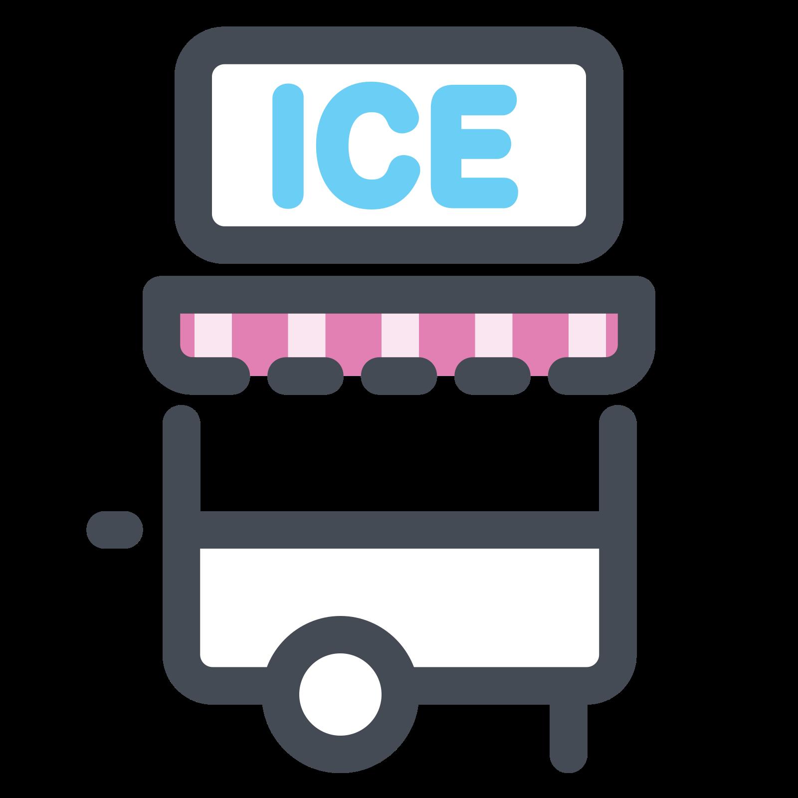 Ice Cream Trailer icon